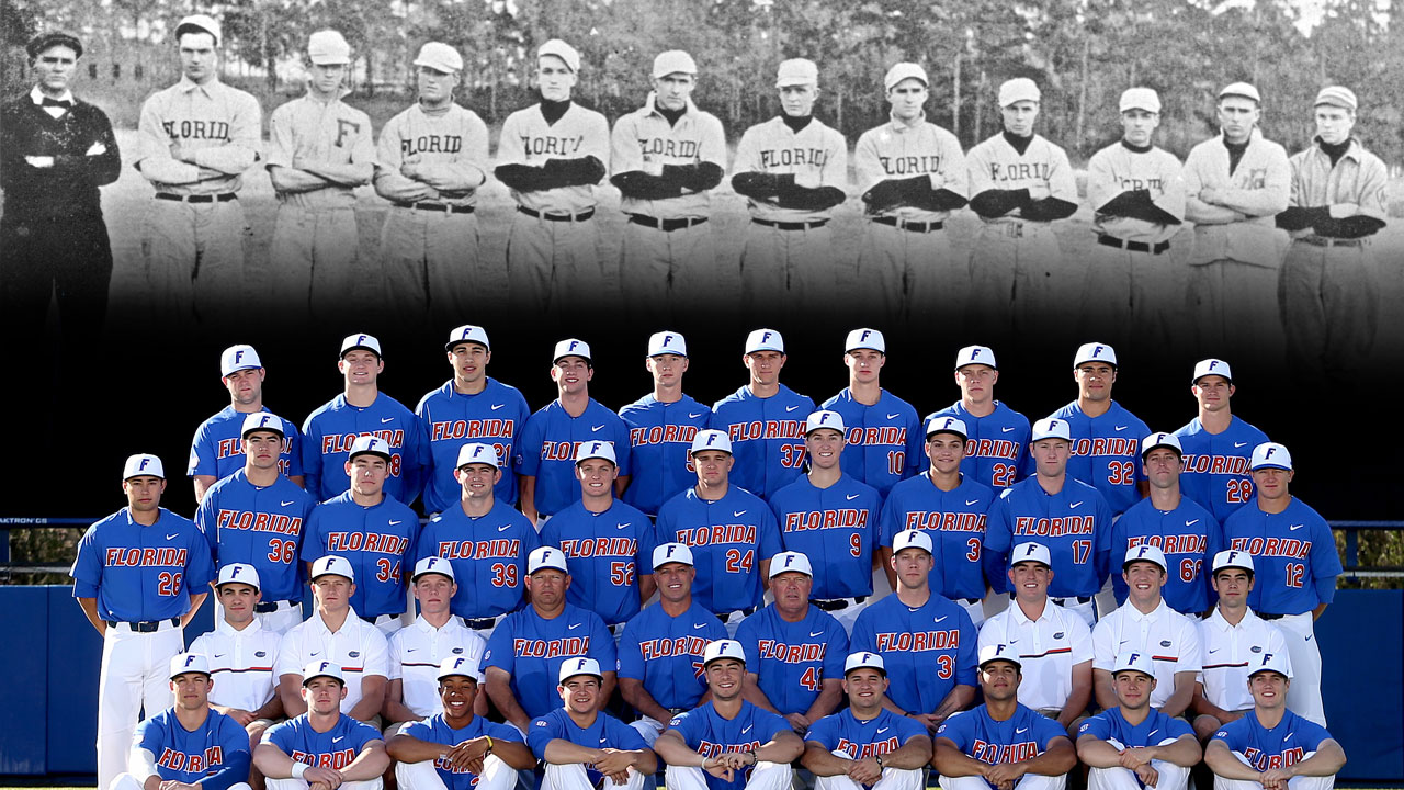 Gator Baseball, Past and Present