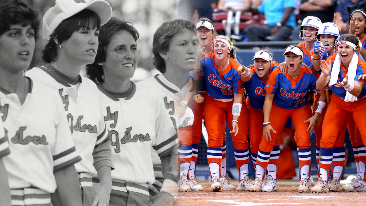 Gator Softball, Past and Present